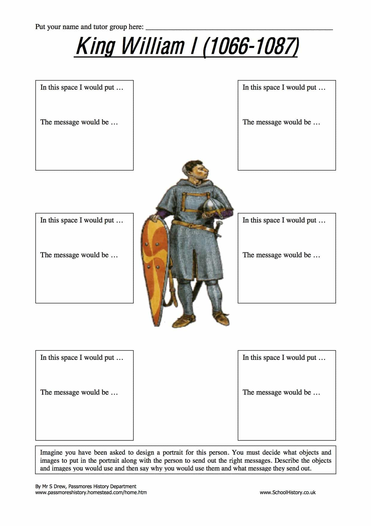 Free History Worksheets | KS3 & KS4 Lesson Plans & Resources