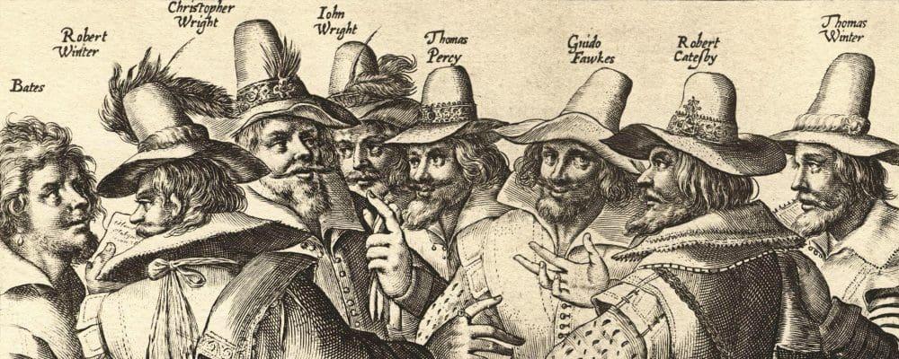 the gunpowder plot resources