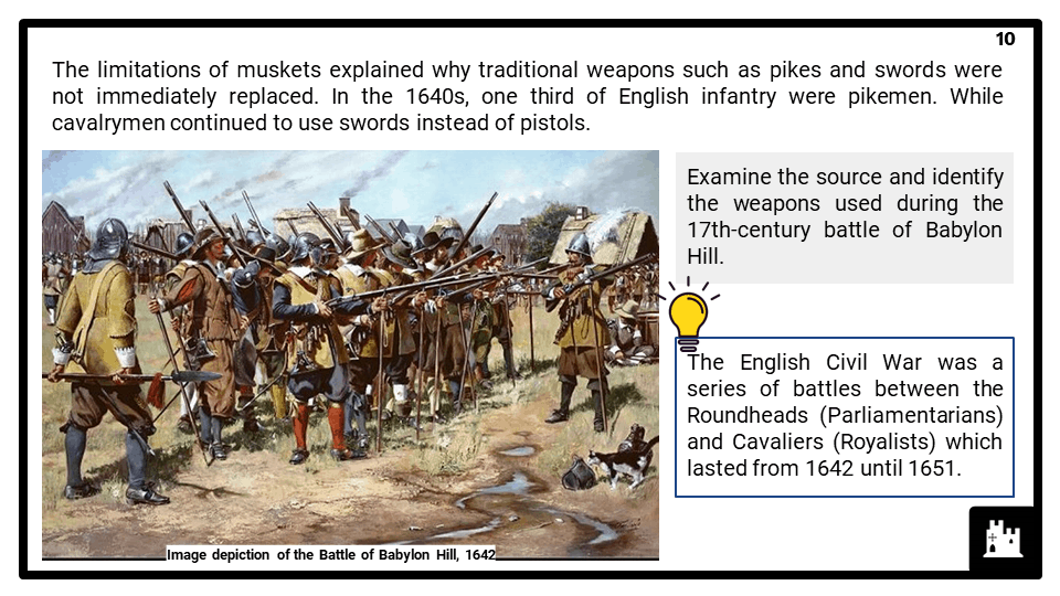 Edexcel Paper 1_ Option 12_c1500-c1700_ Warfare and English society in the early modern period Presentation