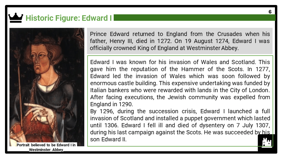 AQA_BB Medieval England - the reign of Edward I 1