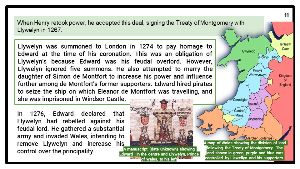 AQA_BB Medieval England - the reign of Edward I, 1272-1307_Part One_ Government, the rights of King and people Presentation 2
