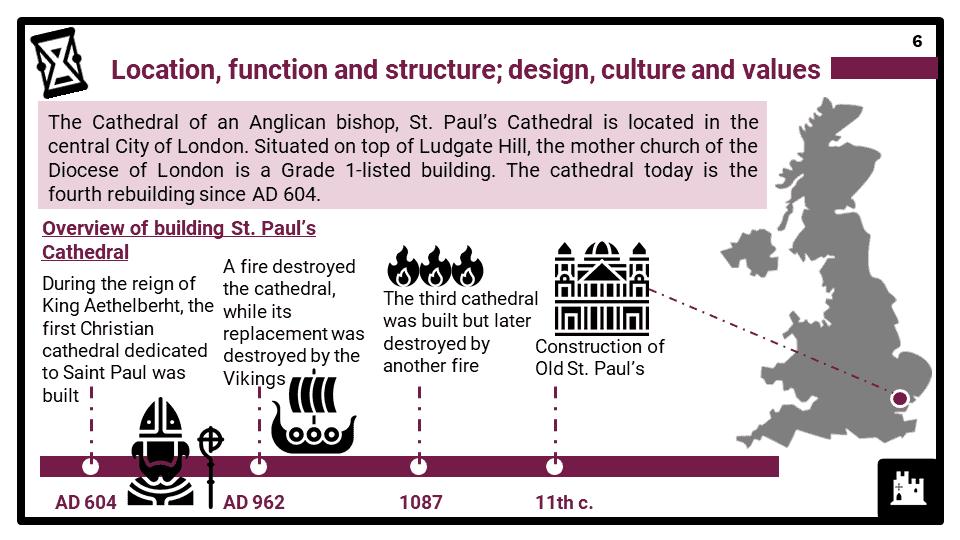 AQA_Restoration England, 1660-1685_HE_ St Paul's Cathedral, London Presentation