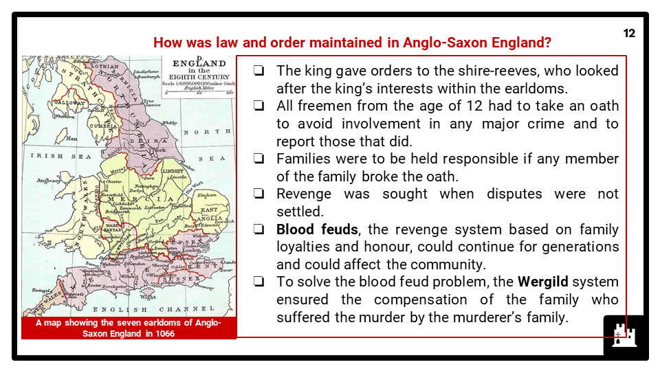 Edexcel P2_B1_1 Anglo-Saxon England and the Norman Conquest, 1060-66 2