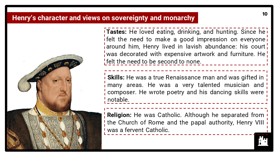 Edexcel_P2_B3_1_ Henry VIII and Wolsey, 1509-29 presentation 2