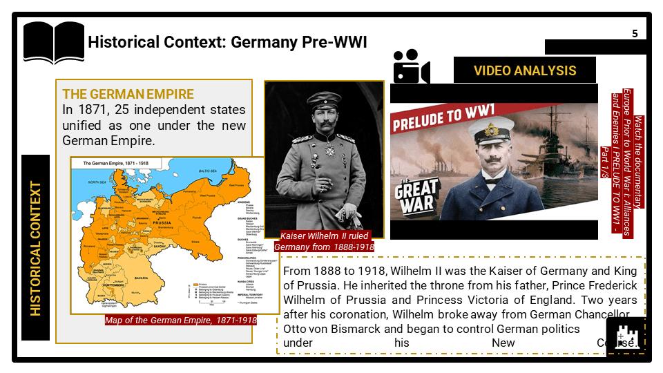 OCR 1 International Relations_ the changing international order 1918–1975, Part 1 1