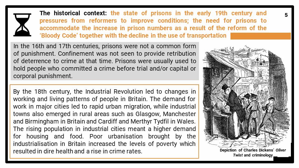 Eduqas_2E_HE 2022-2023 Pentonville Prison, 1842 to the present day Presentation 1