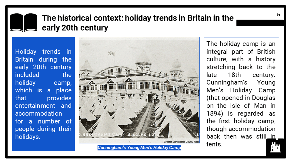 HE 2022-2023 The development of Butlins holiday camp, Skegness, 1936 to the present day, Presentation 1