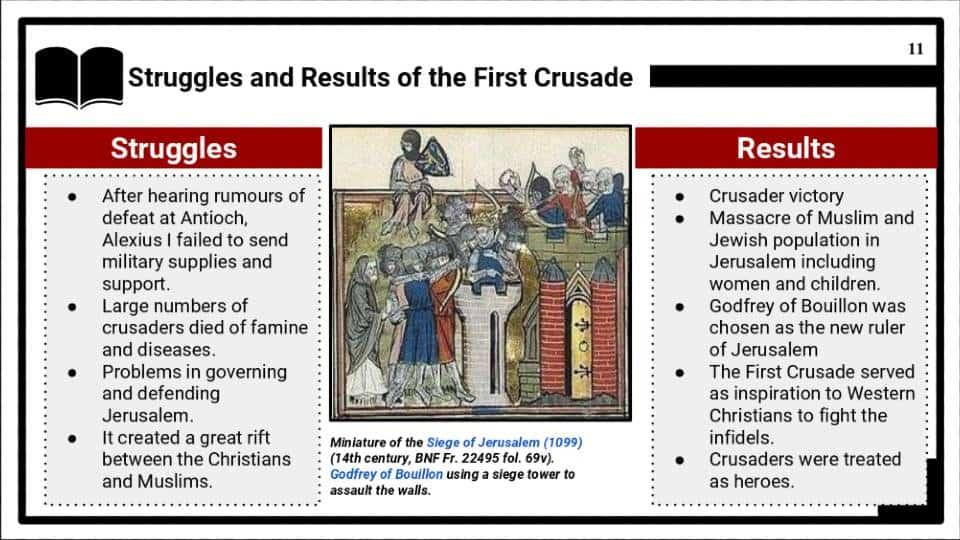 Part 3_1E. The Crusades, c.1095-1149