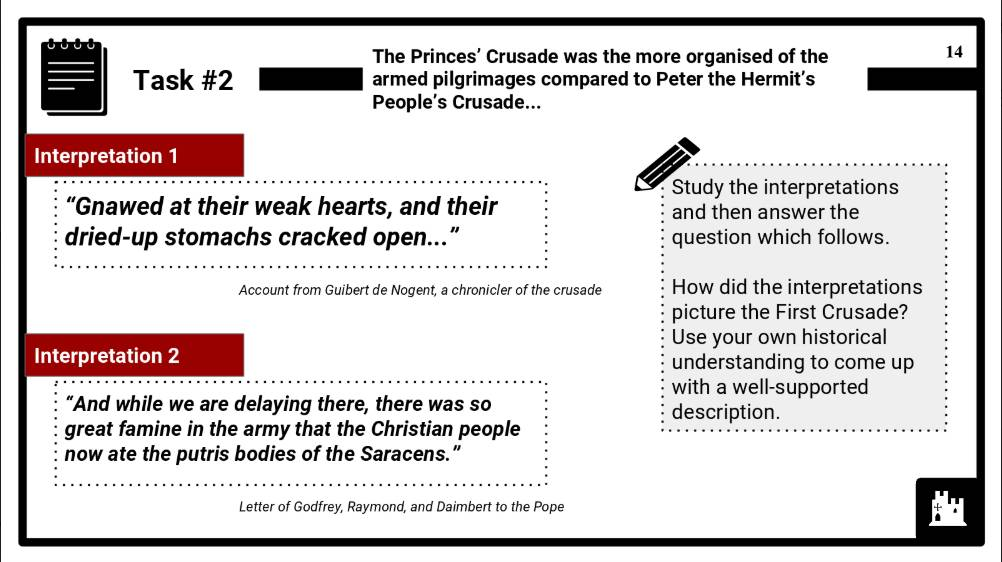 Part 4_1E. The Crusades, c.1095-1149