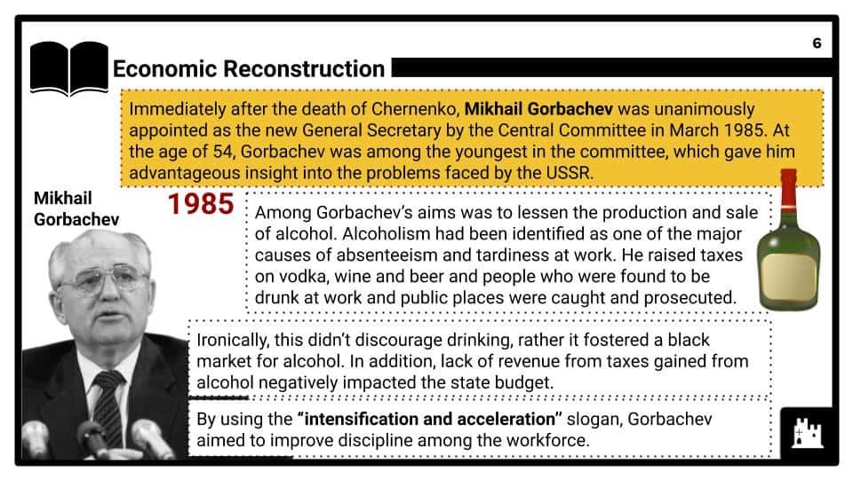 Political Reform Under Gorbachev