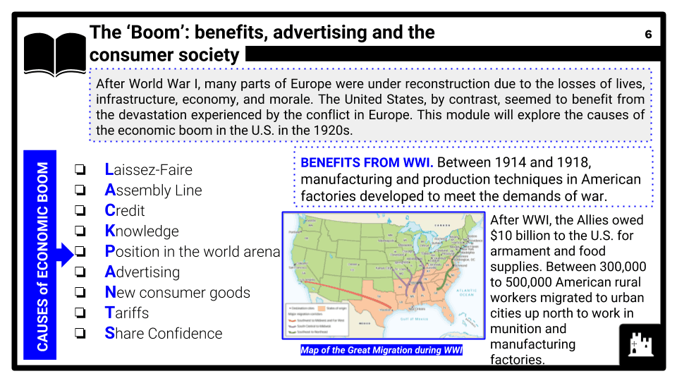 AD America Part one_ American people and the 'Boom'