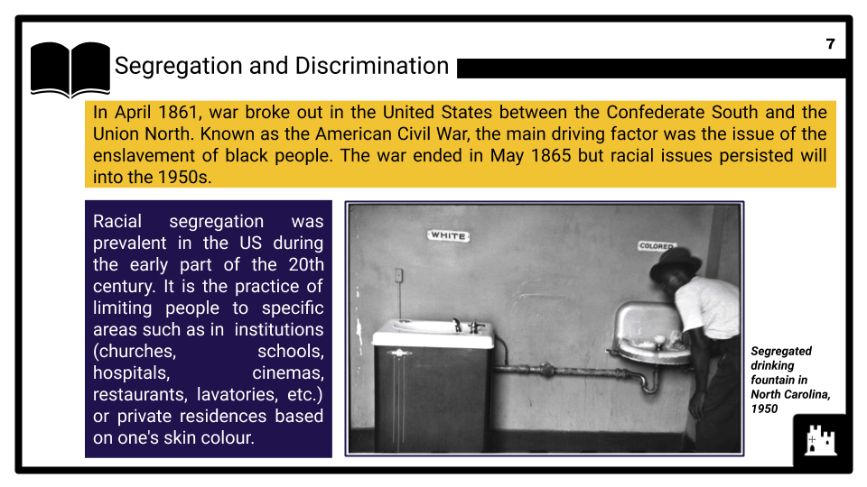 Edexcel GCSE History: The USA, 1954–75, conflict at home and abroad