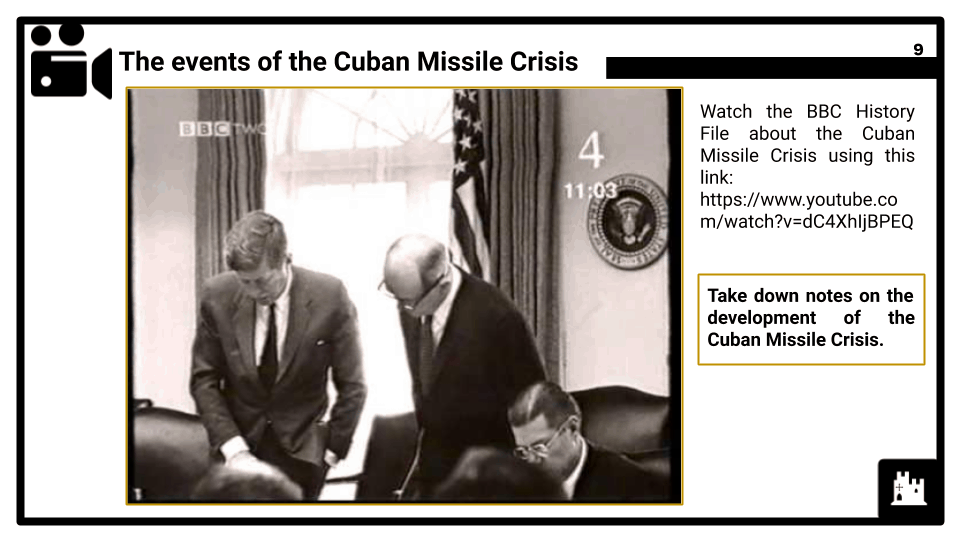 Paper 2 Option P4 Key topic 2_2 Cold War crises