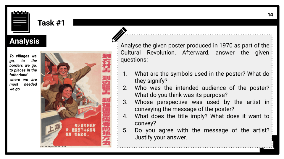 3 - The Effects of the Cultural Revolution