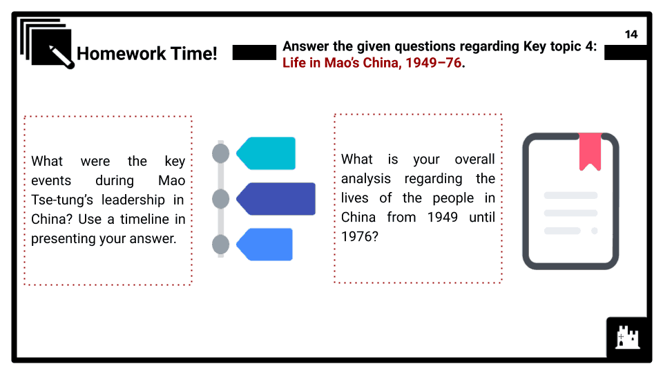 Edexcel GCSE History: Mao's China, 1945–76