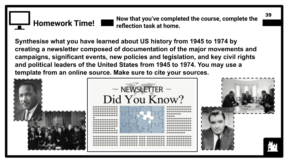 OCR GCSE History: The USA 1945–1974