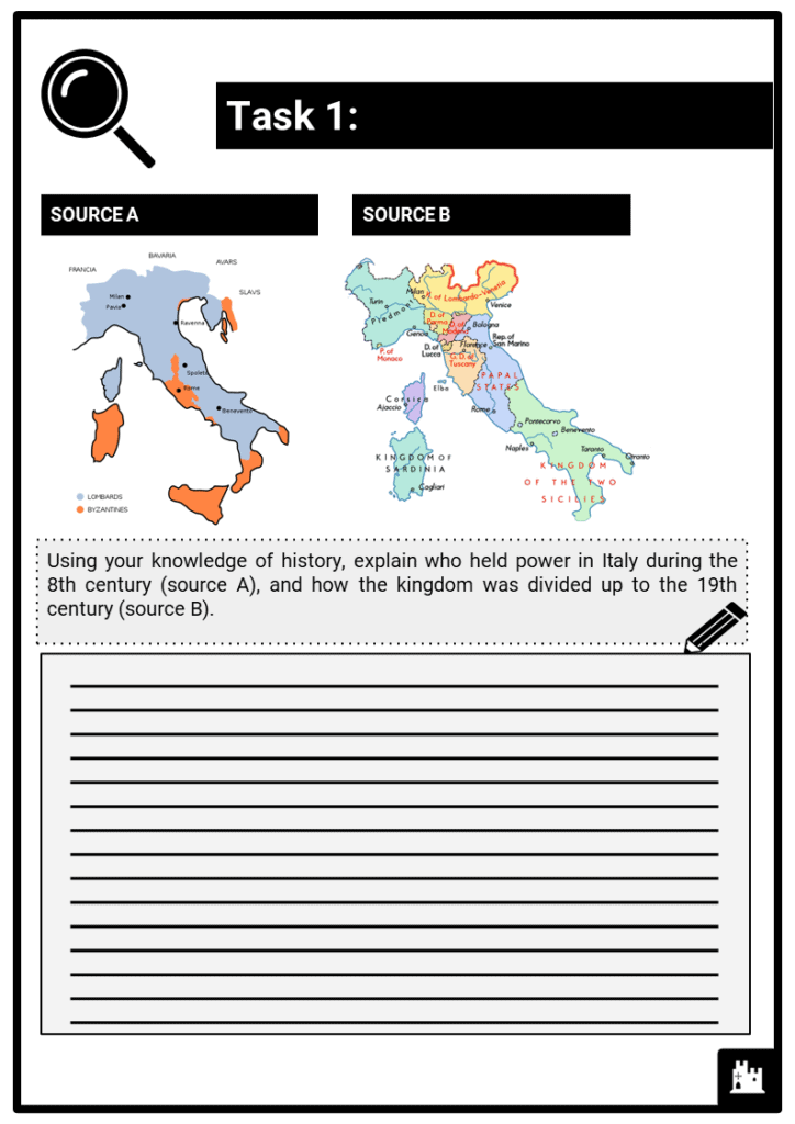 1_2 Development of a nation_ unification of Italy, 1848-70 Part 1_ Assessment