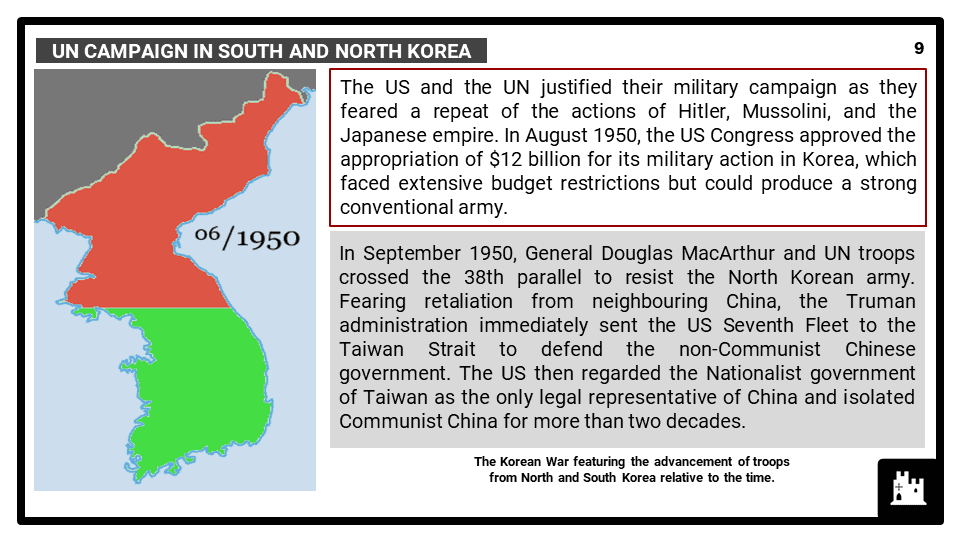 Edexcel Int P1_6 A world divided_ superpower relations, 1943-72_Part 3 Presentation