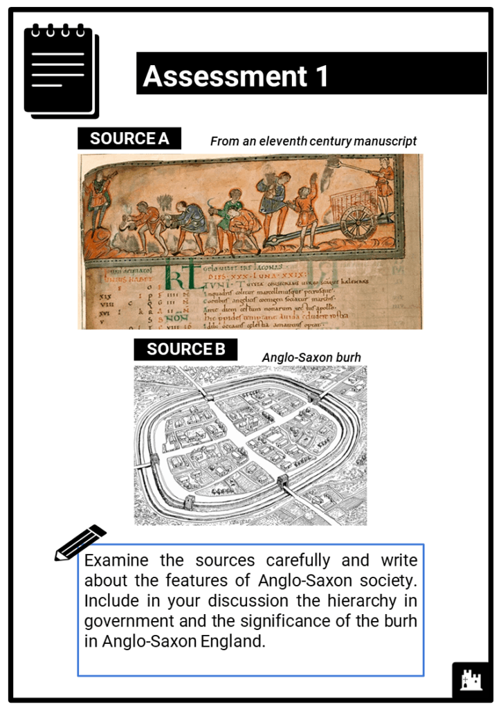 OCR B The Norman conquest, 1065-1087_1 England on the eve of the conquest Assessment