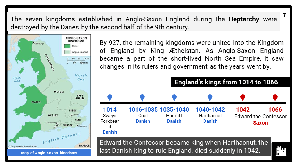 OCR B The Norman conquest, 1065-1087_1 England on the eve of the conquest