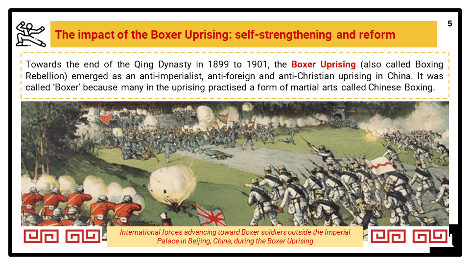 Part 1 - The fall of the Qing, Warlordism and chaos, 1900-34 presentation