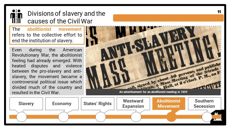Part 3 - Civil War and Reconstruction 1861-1877 presentation