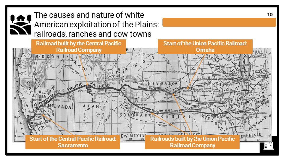 Part 4 - Settlement and conflict on the Plains 1861-1877 presentation