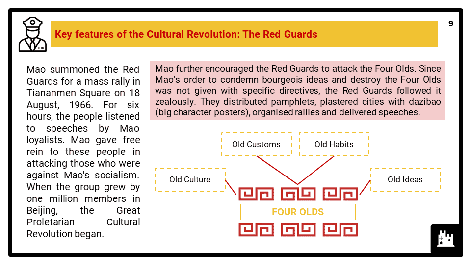 Part 4 - The Cultural Revolution and its impact, 1965-76 presentation