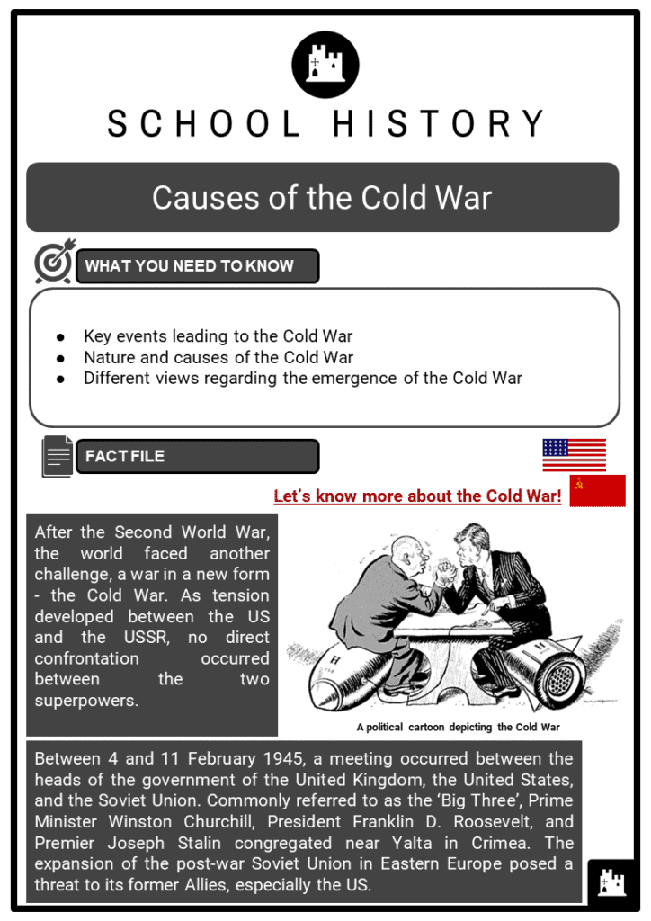 Causes of the Cold War Resource Collection 1