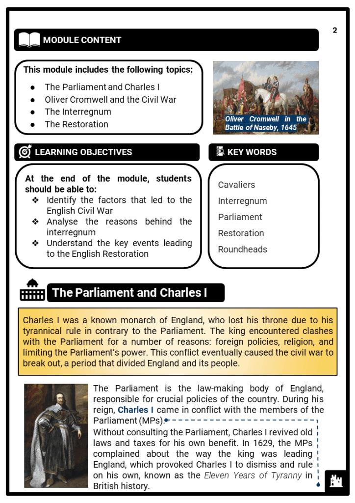 KS3_Area-2_British-Civil-Wars-Interregnum-Cromwell-Restoration-and-Parliament_Printout-1