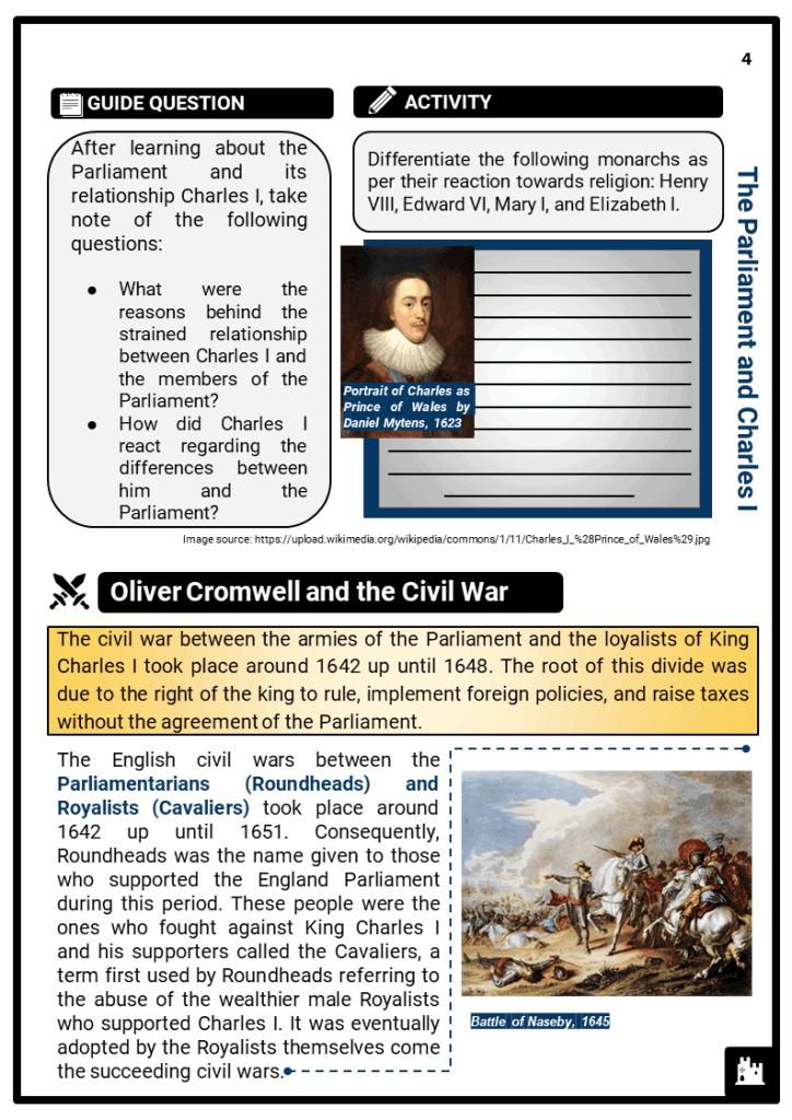 KS3_Area-2_British-Civil-Wars-Interregnum-Cromwell-Restoration-and-Parliament_Printout-2