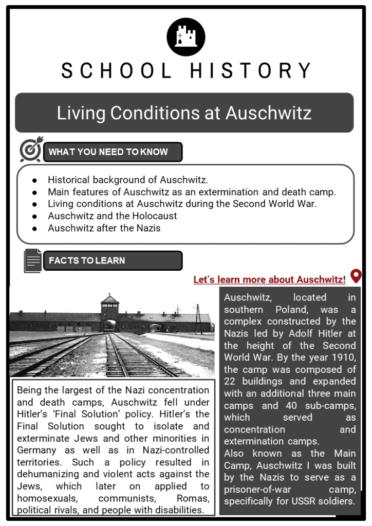 Living-Conditions-at-Auschwitz-Resource-1