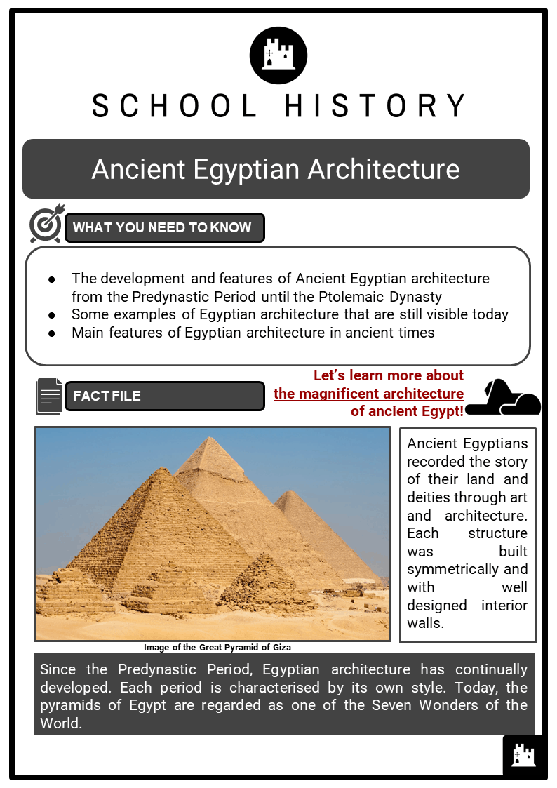 Ancient Egyptian Architecture Resource Collection 1
