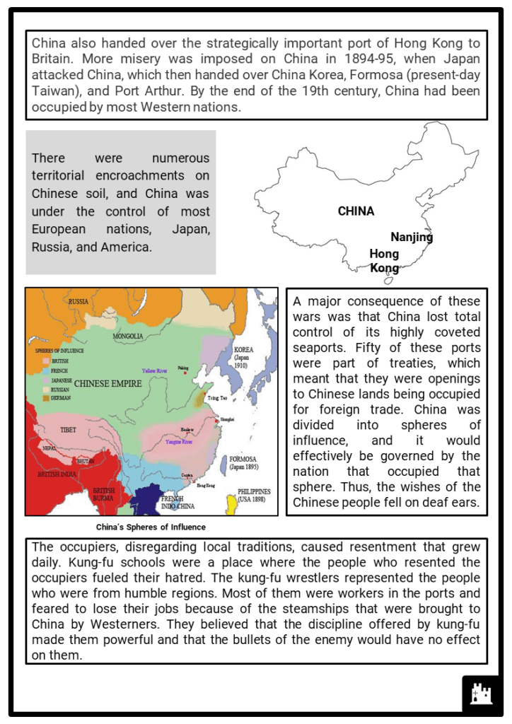China between 1900 and 1947 Resource Collection 2