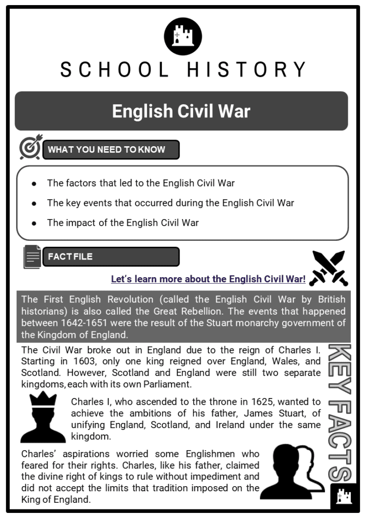 English Civil War Resource Collection 1