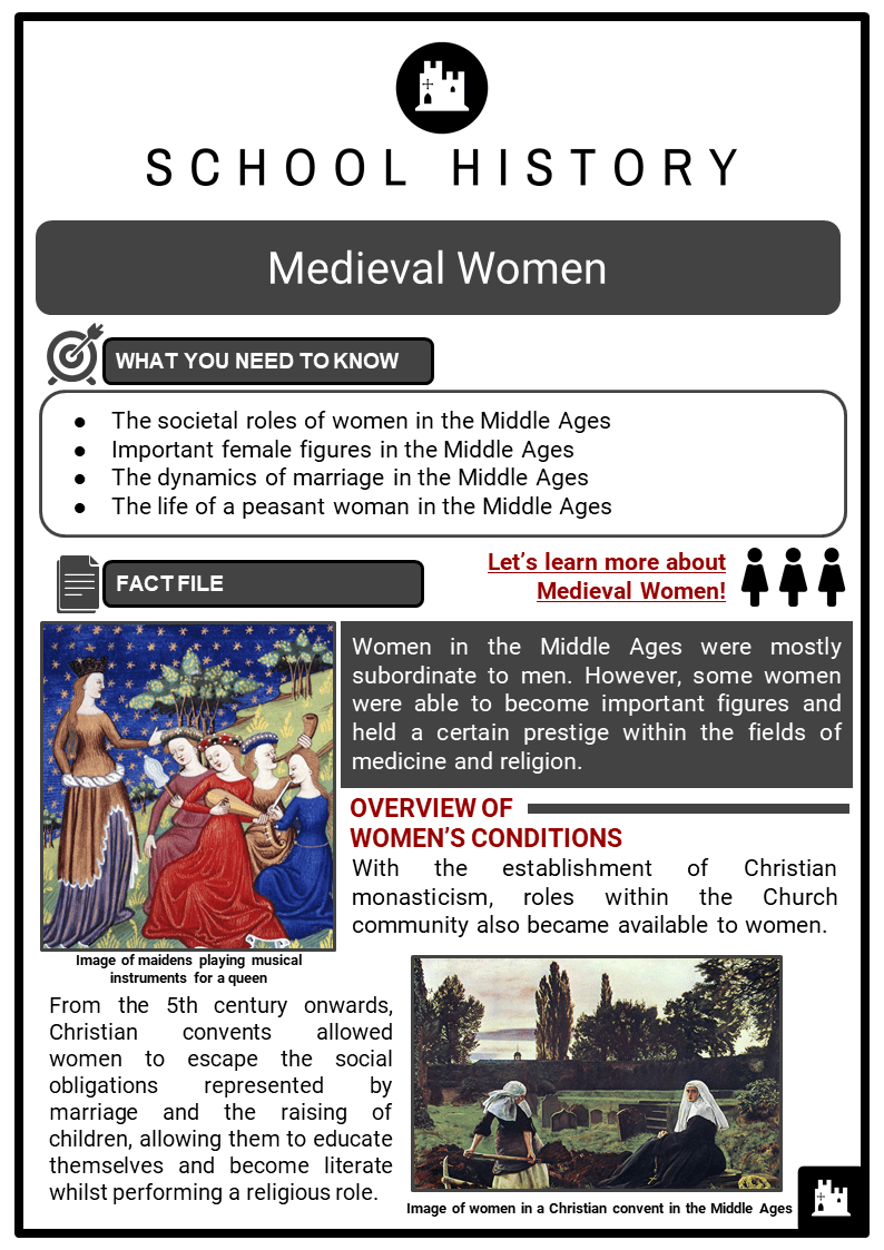 Medieval Women Resource Collection 1