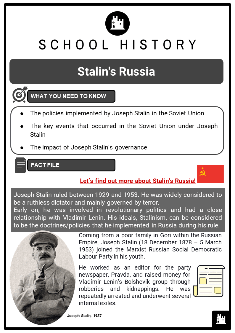 Stalins Russia Resource Collection 1