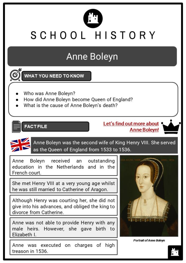 Anne Boleyn Resource Collection 1
