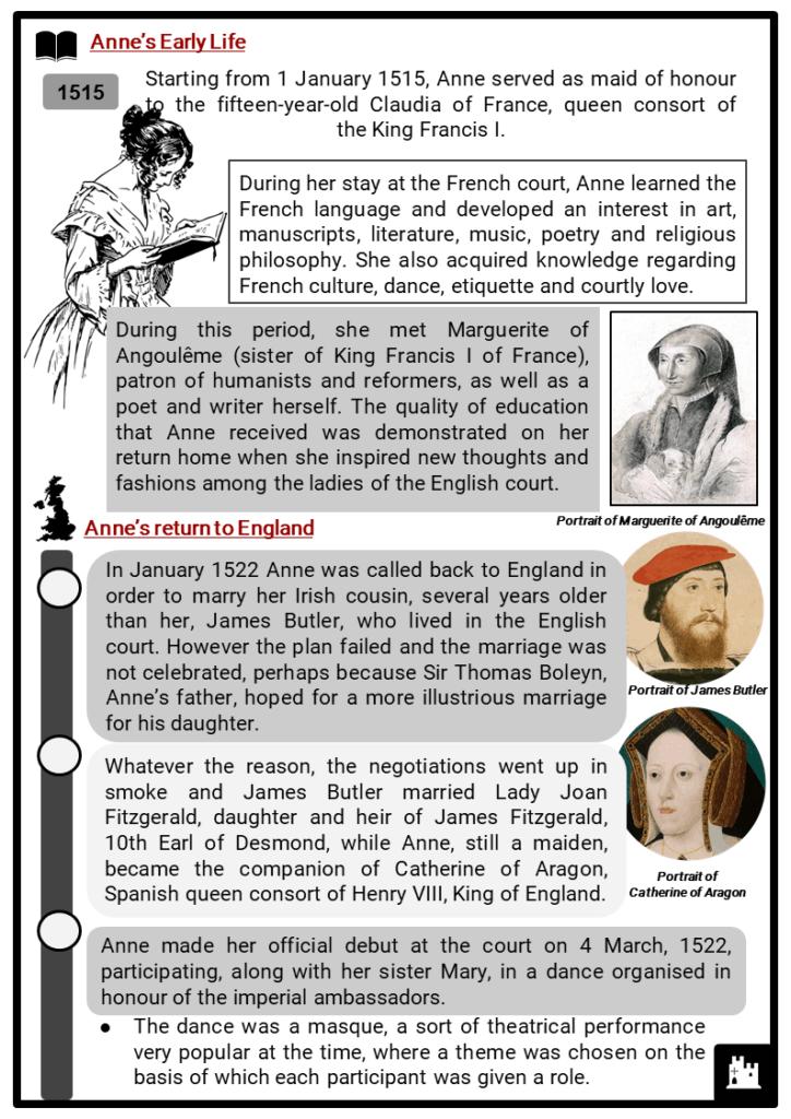 Anne Boleyn Resource Collection 2