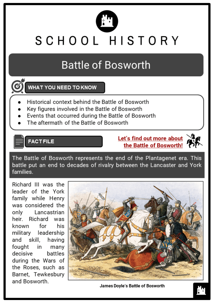 Battle of Bosworth Resource Collection 1