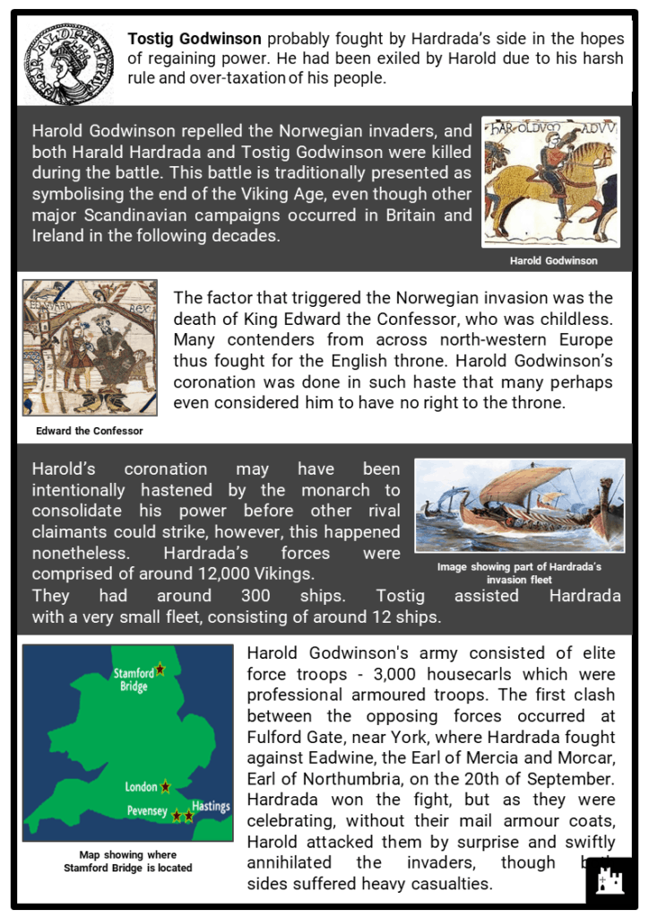 Battle of Stamford Bridge Resource Collection 2