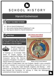 Harold Godwinson Resource Collection 1