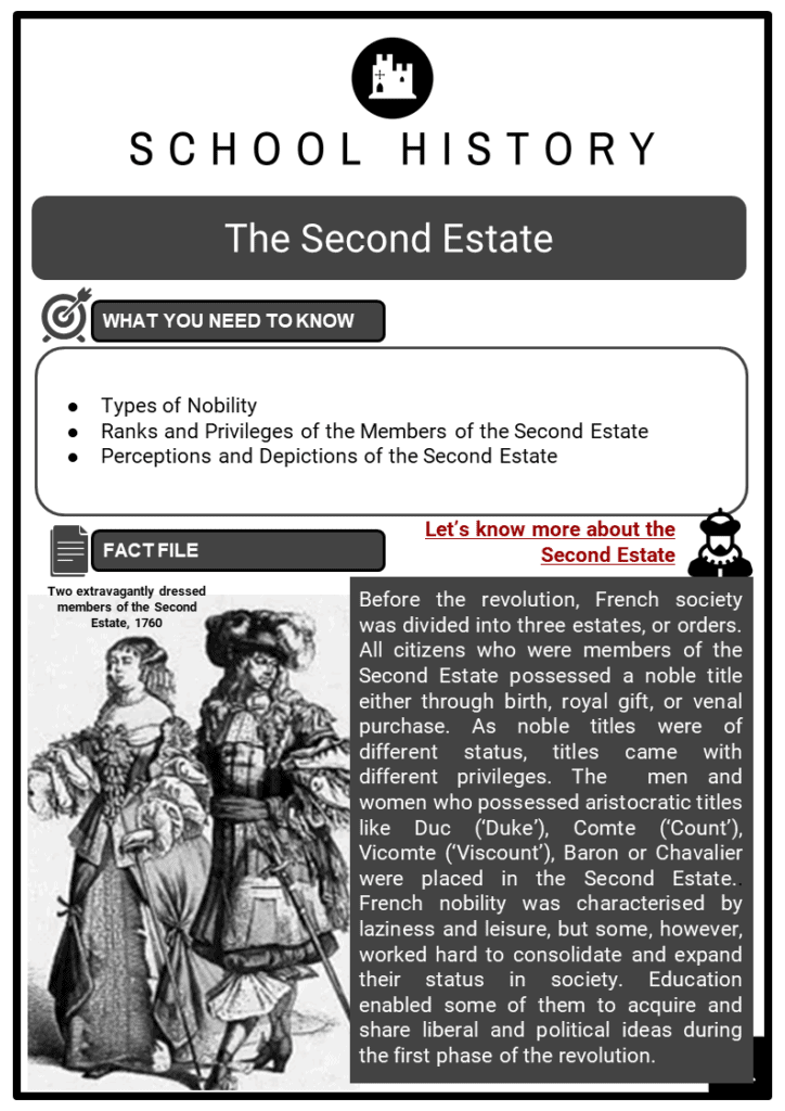 The Second Estate Resource Collection 1