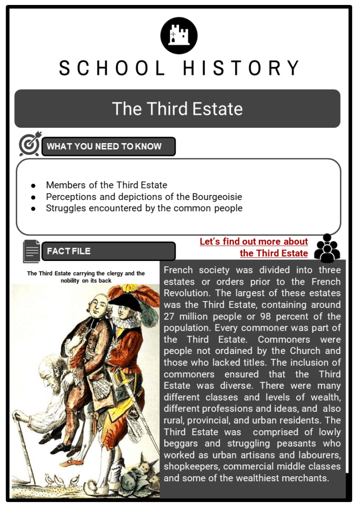 The Third Estate Resource Collection 1