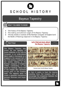 Bayeux Tapestry Resource Collection 1