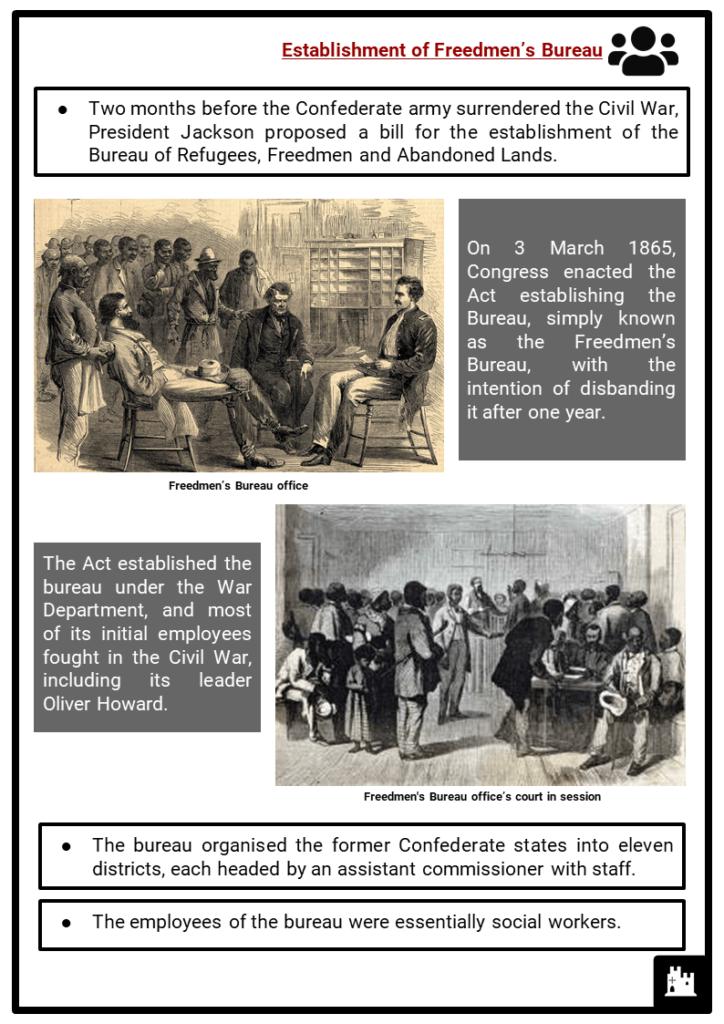 Freedmen's Bureau Resource Collection 2