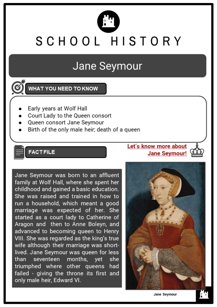 Jane Seymour Resource Collection 1