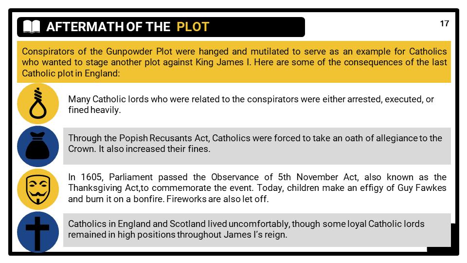 KS3 Area 2_ The Gunpowder Plot presentation 4