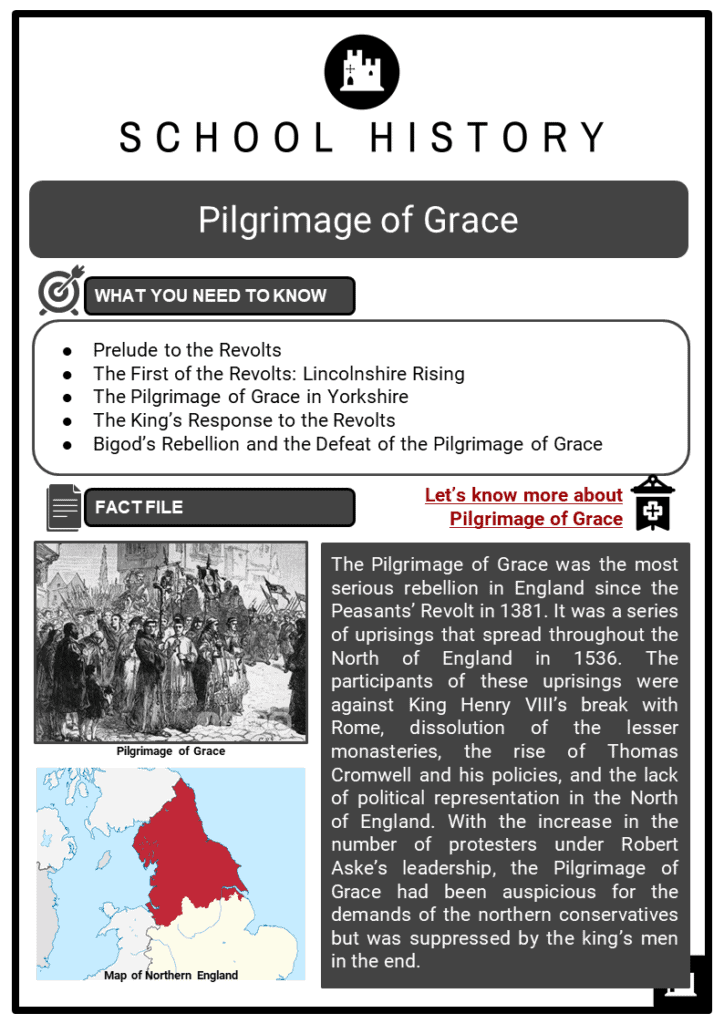 Pilgrimage of Grace Resource Collection 1