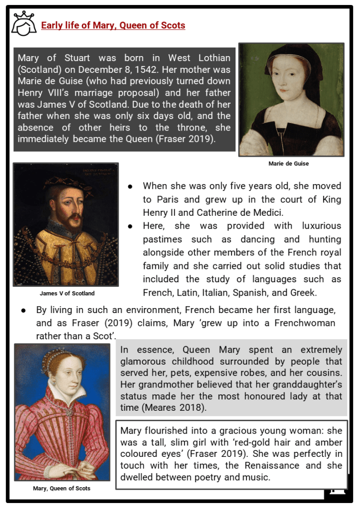 Queen Mary of Scots Resource Collection 2